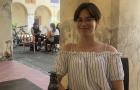 Maša Valentina Krašek: srebrna mlada raziskovalka